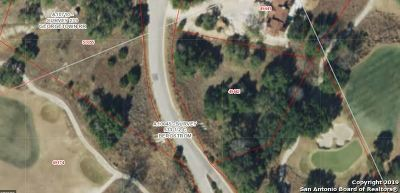 Boerne Residential Lots & Land New: Lot 50 Clubs Dr