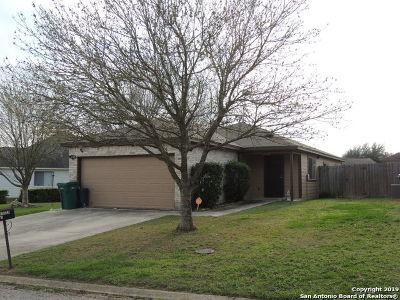 Jourdanton Single Family Home For Sale: 104 Yucca