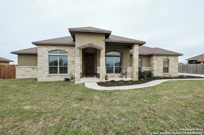 Atascosa County Single Family Home Active Option: 560 Bonita Creek Dr