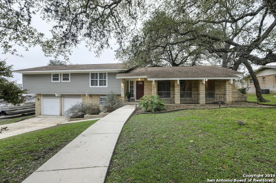 San Antonio Single Family Home New: 14311 Clear Creek St