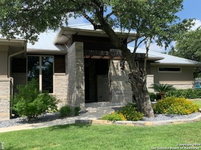 San Antonio Single Family Home New: 325 Heavens Way