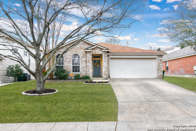 Single Family Home Active Option: 21506 Rio Comal