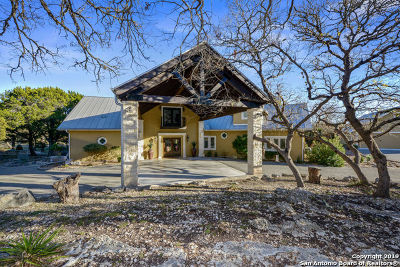 Kerrville Single Family Home For Sale: 2309 Sheppard Rees Rd