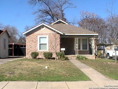 Single Family Home Active Option: 2007 Edison Dr