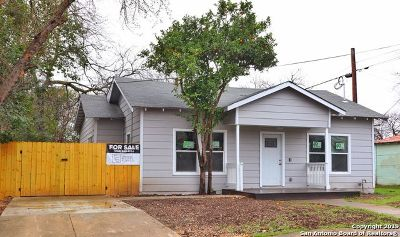 Single Family Home Price Change: 1315 S Olive St