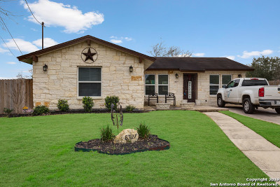 Single Family Home New: 8327 Charger Circle
