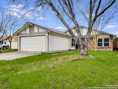 San Antonio Single Family Home Active Option: 11207 Spring Crest St