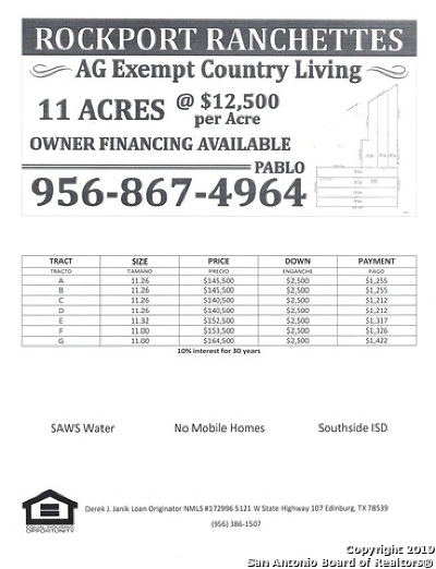 San Antonio Farm & Ranch New: 1190 Rockport Rd