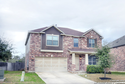 Boerne Single Family Home New: 113 Brown Hawk
