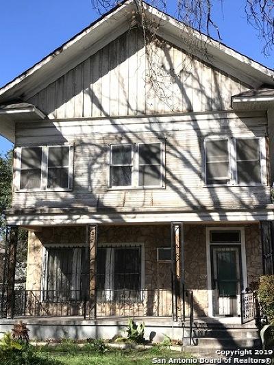 San Antonio Multi Family Home New: 505 Hunstock Ave
