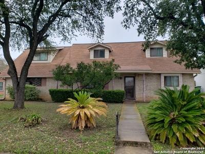 Single Family Home New: 815 Tamworth Dr