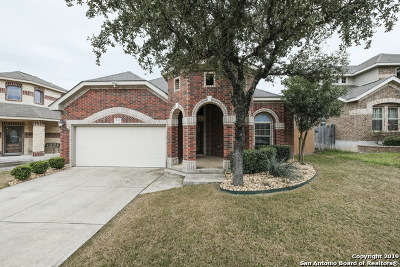 Bexar County Single Family Home New: 13022 Gordons Mott