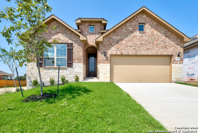 San Antonio Single Family Home Back on Market: 1827 Virgil Path