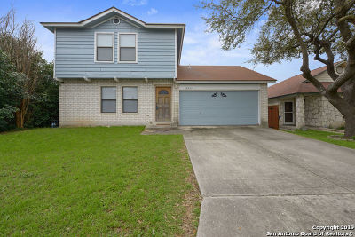 San Antonio Single Family Home Back on Market: 10459 Canyon Village