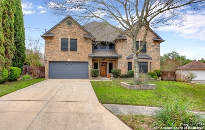 Schertz Single Family Home Active Option: 1695 Fir Cir
