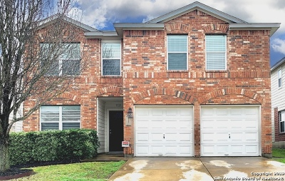 Converse Single Family Home Back on Market: 9723 Gypsy Cv