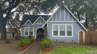 Single Family Home New: 119 Buckeye Ave