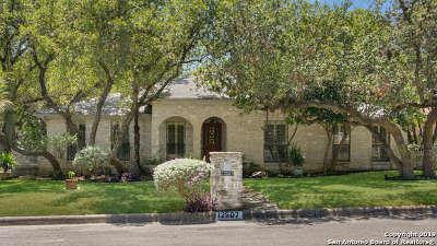 San Antonio Single Family Home Back on Market: 12507 King Walnut St