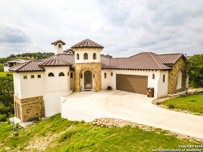 San Antonio Single Family Home New: 23814 Carina Canyon