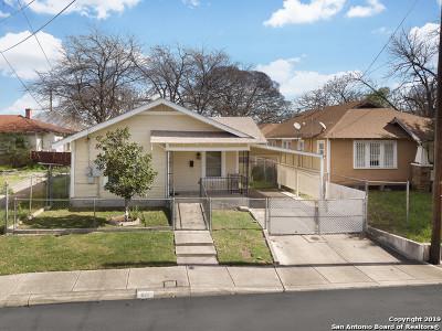 Single Family Home New: 625 E Evergreen St