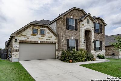 Bexar County Single Family Home New: 12910 Gypsophila