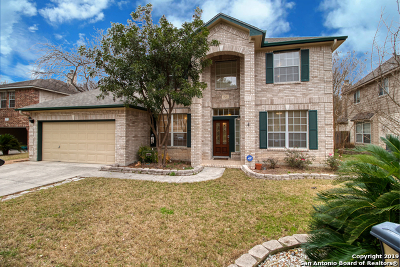 Schertz Single Family Home New: 4520 Ridge Peak Dr