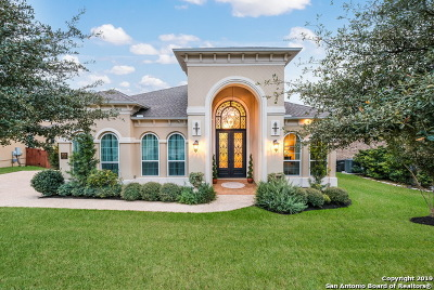 San Antonio Single Family Home New: 9606 Aviara Golf