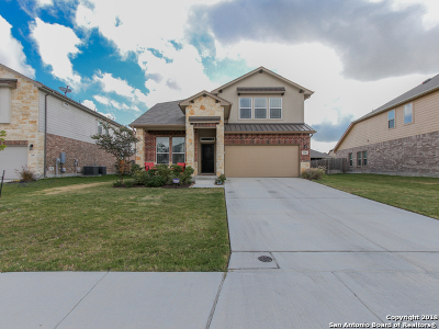 Cibolo Single Family Home New: 236 Albarella