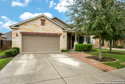 Cibolo Single Family Home New: 208 Dove Hill