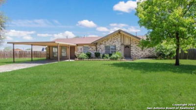 San Antonio Single Family Home New: 4143 Briarglen