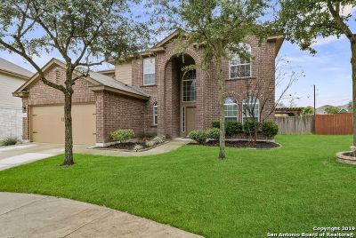 Alamo Ranch Single Family Home New: 12642 Panola Cove