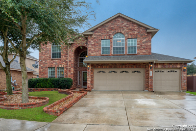Cibolo Single Family Home New: 909 Armour Dr