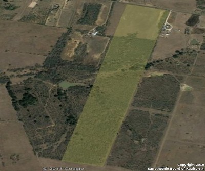 Adkins Residential Lots & Land For Sale: 0000 Cooksey Rd