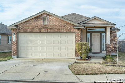 New Braunfels Single Family Home Active Option: 2264 Broken Star Dr