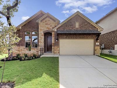 Single Family Home New: 21407 Ravello Oaks