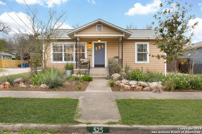 Single Family Home New: 525 E Mistletoe Ave