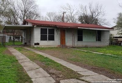 San Antonio Single Family Home Active Option: 311 Kopplow Pl