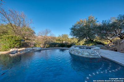 Helotes Single Family Home New: 14506 John David