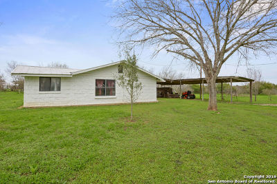 Medina County Single Family Home Active Option: 959 County Road 768