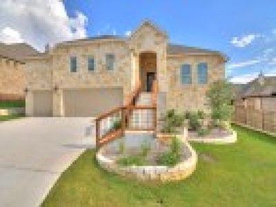 Single Family Home New: 1806 Lawson Ridge