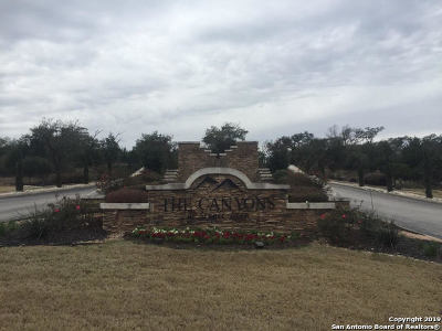 San Antonio Residential Lots & Land New: 22726 Linwood Rdg
