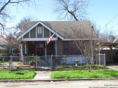 Single Family Home New: 307 Muncey