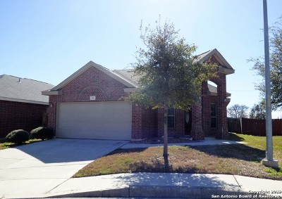 Helotes Single Family Home New: 9906 Cochem Path