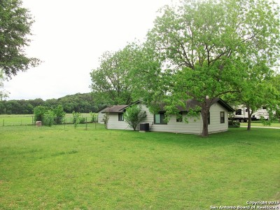 Canyon Lake Single Family Home For Sale: 721 Pecan St