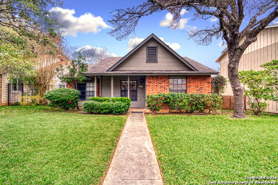 San Antonio Single Family Home Back on Market: 13622 Wycliff Rise
