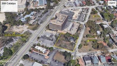 San Antonio Residential Lots & Land New: 209 Catalpa
