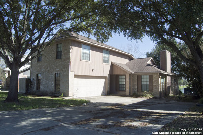San Antonio Single Family Home Back on Market: 10850 Lake Path Dr