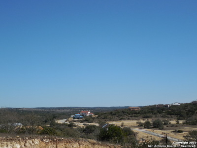 San Antonio Residential Lots & Land New: 10406 Lot 32 Kendall Canyon