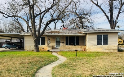 Schertz Single Family Home New: 619 Main St