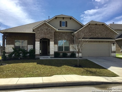 San Antonio Single Family Home New: 12206 Upton Park